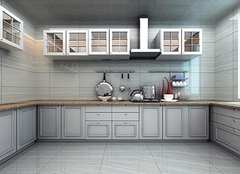 小厨房改造 空间搭配很重要