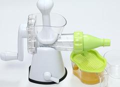 选好手动榨汁机 享受健康美味