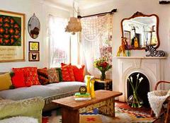 旧家具打造世纪古典风 家艺术范十足
