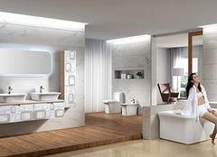 大师设计卫浴空间 让你感受夏日清爽