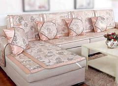 夏季为沙发垫换新衣 材质了解有必要