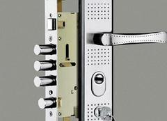换防盗门锁 为家居安全提供保障