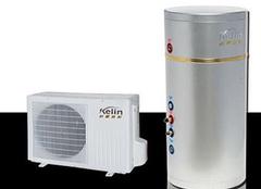 空气热泵热水器:卫浴电器的新秀