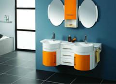 浴室柜怎么选?防水效果是重点