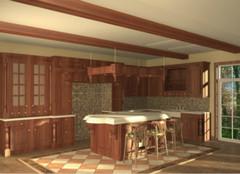 厨房打造怎么做?照明调节是重点