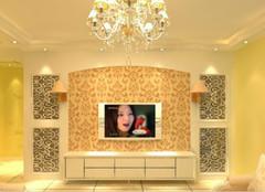 电视背景墙之装修误区大介绍