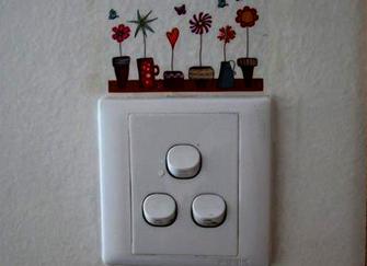 电灯开关接线方法及价格介绍