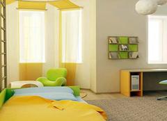 呵护孩子的成长 从卧室的环境抓起