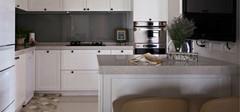 厨房收纳怎么做?窄形层架是关键
