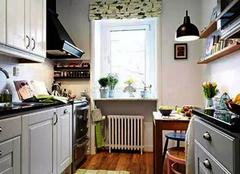 别等厨房装修后才后悔 提前预知防范