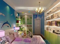 儿童房装修:给孩子一个美好童年
