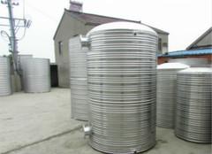 圆柱形水箱如何选?尺寸检查是重点