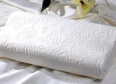 选购记忆棉枕头  让你睡得更安心