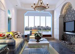 房价有所下调 夏日地中海风格居室装扮走起