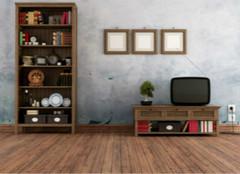 电视柜:给你不一样的生活体验