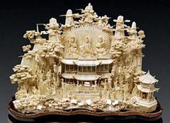 骨雕:精心细致雕琢的艺术上品