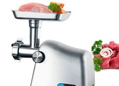 选购家用绞肉机 让厨房更美味一点