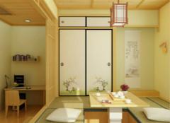 日式风格家居:给你不一样的生活体验