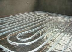 清洗地热的方法 你都造吗?
