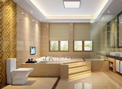 这些卫生间装修注意事项 你都知道吗?