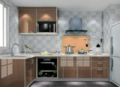 厨房装修坑太多 谨防设计有纰漏