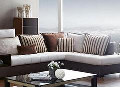 沙发长度要选好 要美观更要舒适