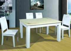 优质餐桌怎么选?款式尺寸要了解