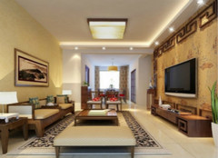 家居主场怎么做?客厅设计是重点