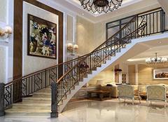 小细节大学问 别墅楼梯踏步尺寸选择