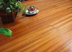 竹地板怎么样?美观耐用又环保