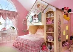 超赞的儿童房装修案例  这才是孩子想要的