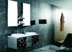 优质浴室柜:成功人士的最佳选择