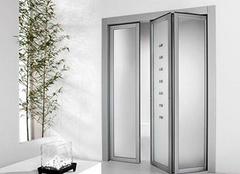卫生间折叠门:小户型家居必备神器