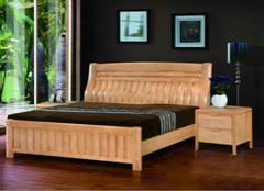 实木床:让环保伴你一生