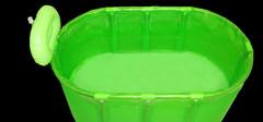 折叠浴桶:方便实用两不误