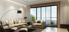 设计适宜窗户尺寸 与自然来个完美碰撞