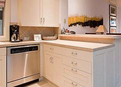 橱柜台面宽度设计 多种因素需考虑