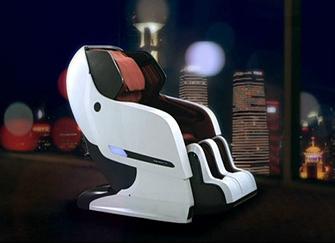 太空舱按摩椅零重力太空遨游感受舒适生活