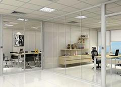 要想公司取得好效益 办公室屏风摆放要得当