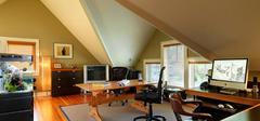 阁楼平台巧设计 打造专属秘密空间