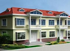 精心挑选别墅外墙砖 实现与环境的完美搭配