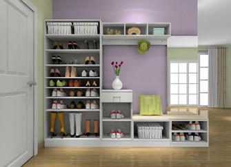 给鞋子一个舒适的家 鞋柜尺寸大全