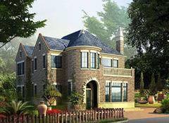 欧式别墅设计 领略异域风情的别样美