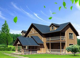 木结构别墅 古建筑的代表作和精湛建筑工艺的见证者