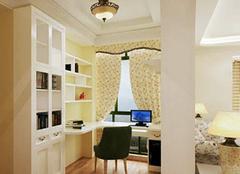 小书房装修设计 打造你的专属学习之地