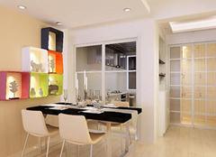 设计摆放博古架 家居格调更上一层楼