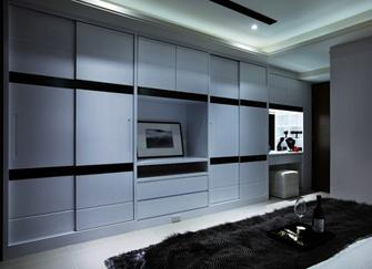 整体壁柜柜体用什么板材?当然是健康环保型