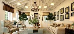 家居英伦风格装修 含蓄深藏着些许绅士与雅致