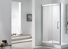卫生间淋浴房设计 尺寸不可忽视