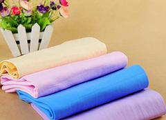 吸水毛巾五大特点你了解多少?